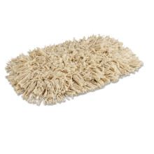Boardwalk BWK1312 Dust mop heads launderable cotton yar