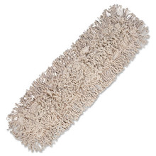 Boardwalk BWK1024 Dust mop heads launderable cotton yar