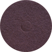 Oreck Orbiter Floor Pad 437049 Brown Scrub 12 inch stan