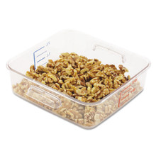Rubbermaid 6302CLE food storage containe RCP6302CLE