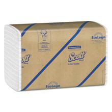 Paper Hand Towels C Fold Scott White cas KCC01510