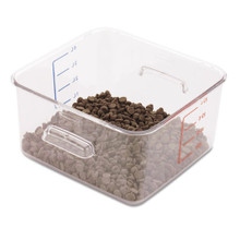 Rubbermaid 6304CLE food storage containe RCP6304CLE