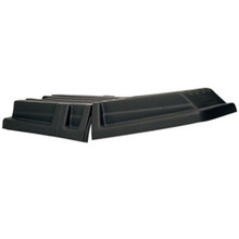 Rubbermaid 1317BLA tilt truck lid for 1 RCP1317BLA