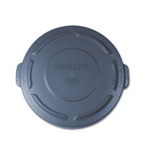 Rubbermaid 261960GRA trash can lid for r RCP261960GRA