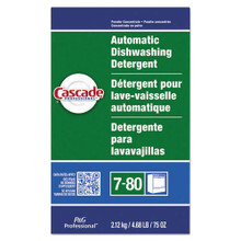 Cascade Automatic Dishwashing Powder 75o PGC59535CT