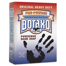 Boraxo DIA02203CT Powder Handsoap 5lb boxes case of 10 bo