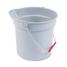 Rubbermaid 2963GRA Brute bucket gray RCP296300GY