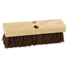 Boardwalk BWK3110 scrub brush deck brush 10 inch hardw