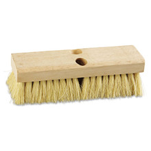 Boardwalk BWK3210 scrub brush deck brush 10 inch hardw