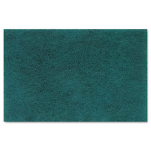 Boardwalk BWK196 Scour Pad medium Duty 6x9 green case o
