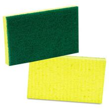 3M 74 ScotchBrite Medium Duty Scrub Sponge MMM20688 4x6