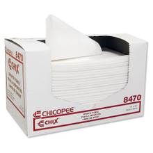 Sports Towel Chicopee White 14x24 100 To CHI8470