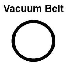 Oreck vacuum cleaner belts for U2000 Xl2 300604