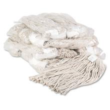 Boardwalk BWK220CCT cotton mop heads 20oz 1 inch headba