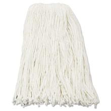 Boardwalk BWK216RCT rayon mop heads 16oz 1 inch headban