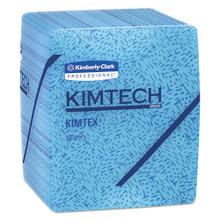 Kimtech KCC33560 prep towel blue 12.1x14.4 66 pack 8 pa