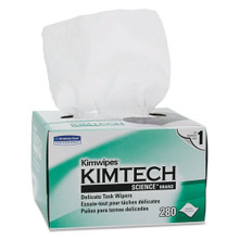 KimWipes KCC34155CT EX L delicate task white case of 16