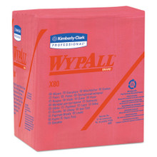 Wypall KCC41029 rag replacement quarterfold X80 shoppro