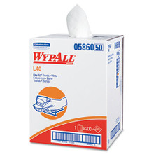 Wypall KCC05860 wipes health fitness dryup towels 19.5x