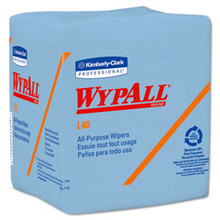 Wypall KCC05776 L40 all purpose blue case of 672 wipes