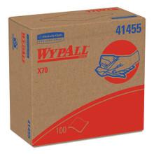 Wypall KCC41455 workhorse rags X70 9.1x16.8 white case