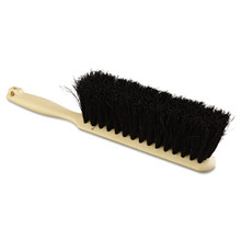Boardwalk BWK5208 counter brush black tampico bristles