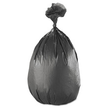 Ibs ibss386017k 60 gallon trash bags case of 200 black 38x60