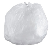 Ibs ibss434814n 56 gallon trash bags case of 200 natural 43x
