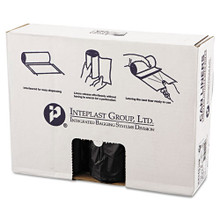 IBS IBSS434816K trash bags can liners 56 gallon garbage