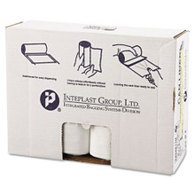 Ibs ibss434817n 56 gallon trash bags case of 200 natural 43x