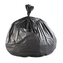 IBS IBSS434822K trash bags can liners 56 gallon garbage