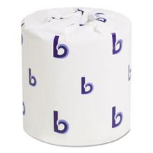 Boardwalk BWK6170 standard roll bathroom tissue 1 ply 1000 s