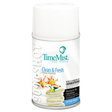 Timemist 9000 air freshener clean and fresh TMS1042637