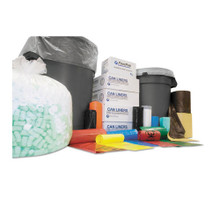 IBS IBSS386012K trash bags can liners 60 gallon garbage