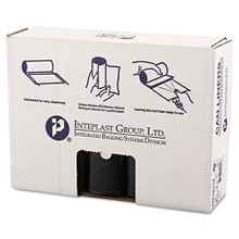 Ibs ibss404816k 45 gallon trash bags case of 250 black 40x48