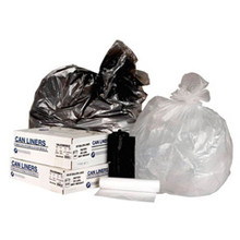 Ibs ibsvalh4348n16 56 gallon trash bags case of 200 natural