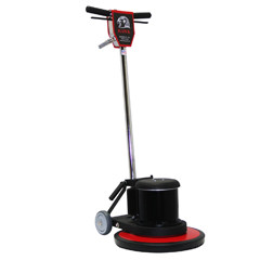 floor buffer scrubber machine with pad holder 20 inch h