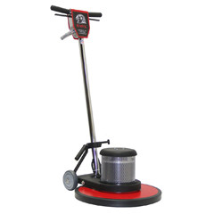speed hawk floor buffer scrubber machine with pad holde