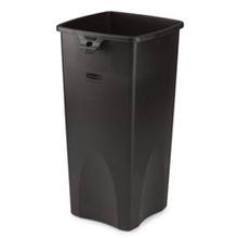 Rubbermaid 356988BLA trash can Untouchab RCP356988BK