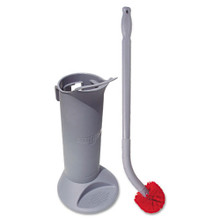 Unger UNGBBWHR ergo toilet bowl brush system BBWHR with