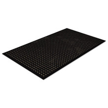 Door Mat Safewalk Light 3 X 5 Black Crow CWNWSCT35BK