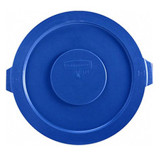 Rubbermaid 2631BLU trash can lid for RCP263100BE