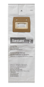 63881 Sanitaire style Z vacuum bags for SC9050
