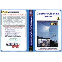 Contract Cleaning Executive Training Series Kit a complete s