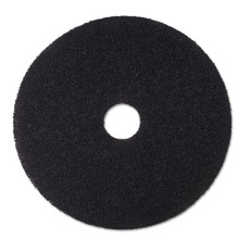 3M 7200 Black Stripper floor pads MMM08381 19 inch for