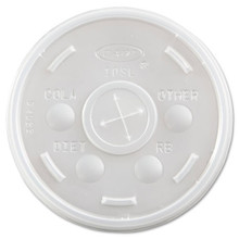 Plastic Lids for Hot Or Cold Foam Cups T DCC10SL