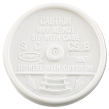 Plastic Lids for Hot Or Cold Foam Cups W DCC8UL