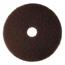 3M 7100 Brown Stripper floor pads MMM08448 20 inch for