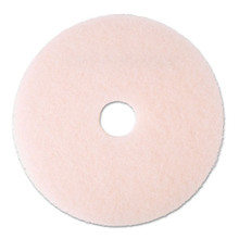 3M 3600 Pink Eraser floor pads MMM25858 20 inch for bla