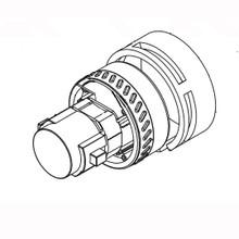 Betco E8153800 vacuum motor 12vdc 250w replaces part number